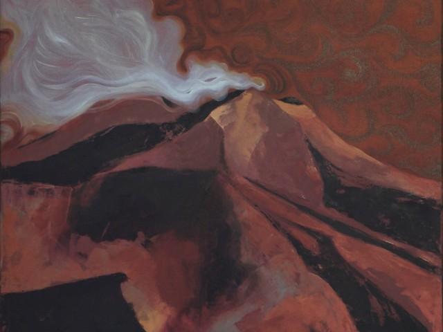 Rosso Terra 80×70 – 2