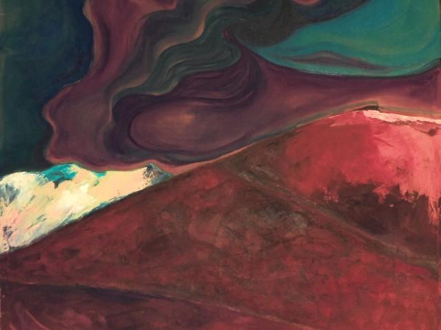 Rosso Terra 80×90